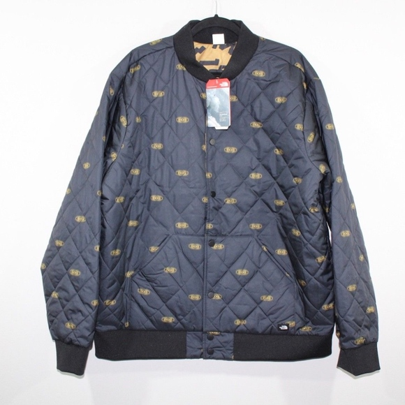 f1ba8a6dd New The North Face Jester Bomber Jacket Reversible NWT
